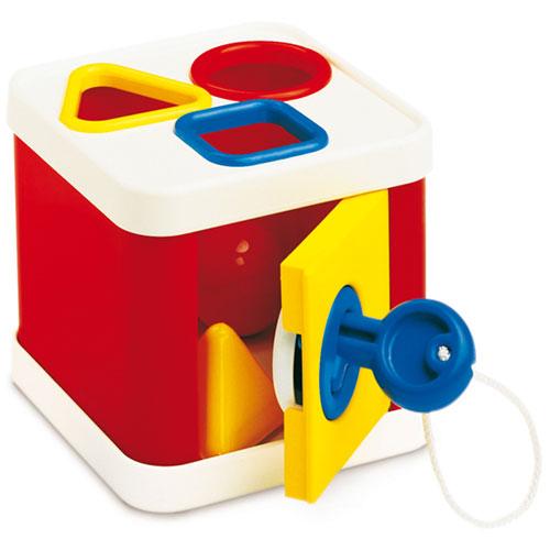 Eurobus Bornalund Bornelund Ambi Toys Ambi Toy Lock Block Baby