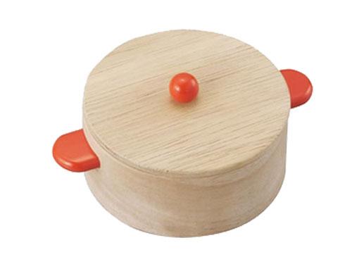 803691 低価格 Ed.inter エドインター 木のままごとあそび おなべ~エドインターの木製のおままごと用料理道具です お値打ち価格で