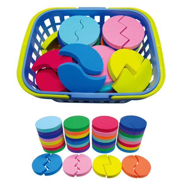 送料無料 042 幼稚園 保育園 おもちゃ 施設向け 正規取扱店 児童館 プレイルーム 35%OFF 形あわせパズル~一歩社 一歩社 キッズルーム はじめしゃ 遊具 ソフトで安全性の高いEVAスポンジ製の形合わせブロックです の柔らかくて安全性の高い素材で作られたブロック