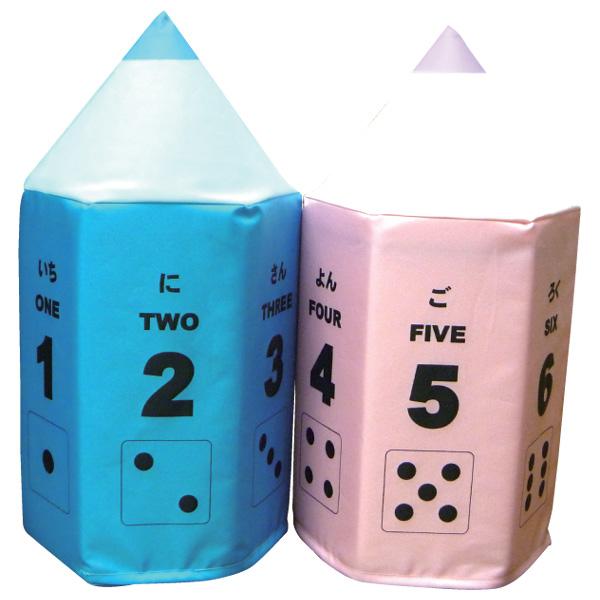 期間限定特別価格 一歩社 はじめしゃ ビッグエンピツサイコロ 2個セット~一歩社(はじめしゃ)のイベントやレクリエーションで利用できるおもちゃ はじめしゃ・遊具。エンピツころがしタイプのおもしろサイコロです。, Blue Giraffe:11e4eca6 --- canoncity.azurewebsites.net