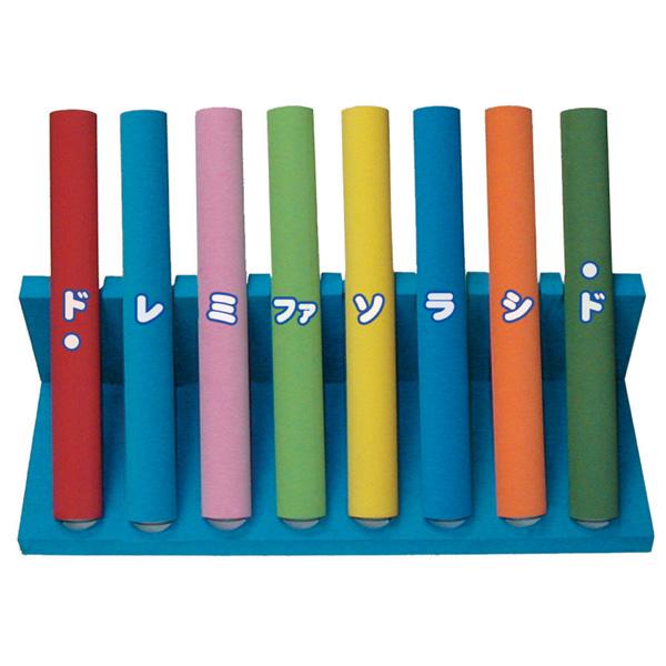 一歩社 はじめしゃ ミュージックバトン~一歩社(はじめしゃ)の電源・電池不要のエコな子供用楽器。バトンを上下に降ることで、音をならすことが出来ます。
