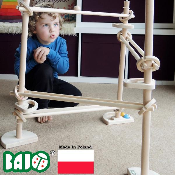 2020公式店舗 Bornelund ボーネルンド BAJO バヨ マーブルラン3タワー バヨ BorneLund(ボーネルンド)BAJO バヨ社の Bornelund、男の子、女の子の3歳 マーブルラン3タワー、4歳、5歳の誕生日やクリスマスプレゼントにオススメの、ヨーロッパ(ポーランド製)の木のおもちゃです。, 激安正規品:92dcdfec --- independentescortsdelhi.in