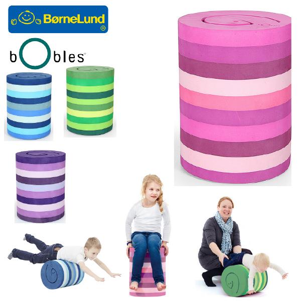 Bornelund ボーネルンド bObles ボブルス イモムシ マルチピンク 出産祝い、男の子、女の子のハーフバースデイ、1才、2才の誕生日やクリスマスプレゼントにオススメの、遊べる家具、デンマーク発【 bObles ボブルス 】です。