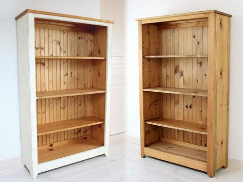 Mobile Grande Mobiligrande Rustic Pine For Desk Shelf Bookshelf Of Machined High Quality Wood Antique Politely Furniture Series