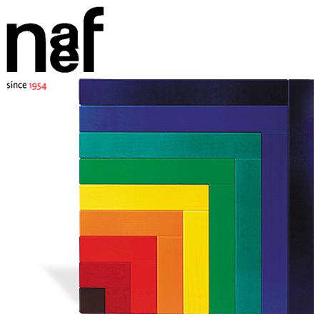Naef ネフ社 アングーラ Angular~スイス・Naef(ネフ社)のペア・クラーセンがデザインのL字ピースで構成された積み木「アングーラ」です。