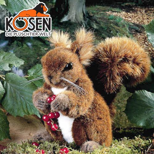 注目のブランド KOESEN KOESEN ケーセン社 りす 3380~ドイツ 結婚記念日・KOESEN/KOSEN(ケーセン社)の動物のぬいぐるみ。愛らしい表情のリスのぬいぐるみです。出産祝い クリスマス クリスマス プレゼント 結婚記念日 出産したママへのご褒美にもおすすめ, シャルルオンラインショップ:60e861f3 --- kventurepartners.sakura.ne.jp