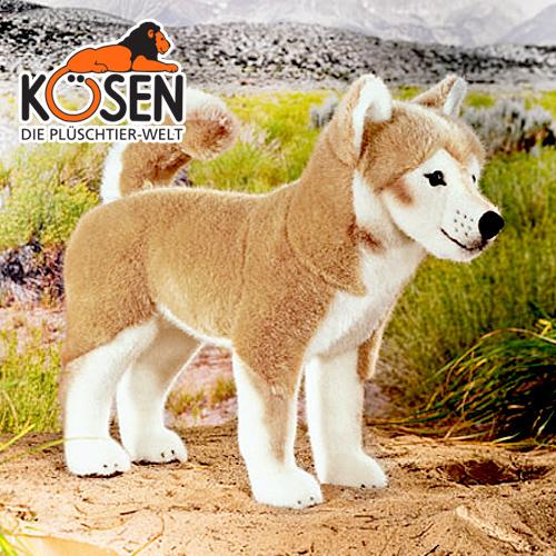 KOESEN ケーセン社 柴犬 (大) 6590~ドイツ・KOESEN/KOSEN(ケーセン社)の動物のぬいぐるみ。愛らしい表情の犬(イヌ/いぬ)のぬいぐるみです。出産祝い クリスマス プレゼント 結婚記念日 出産したママへのご褒美にもおすすめ
