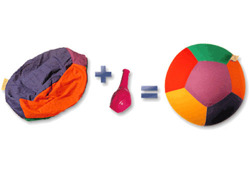 是Der Knetmatz公司-Der Luftmatz空气气球棉布L 33cm~德国的健壮的球。进入,使气球在里面膨胀,使用。如果交换气球的话,反复可以使用,也可以洗衣。