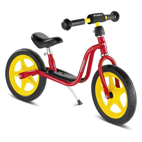 PUKY プッキー社 ラーニングバイク LR 1 レッド~ドイツ・PUKYの2歳半頃から遊べる足けり自転車(キックバイク)『ラーニングバイク・シリーズ』【ラッピング不可】