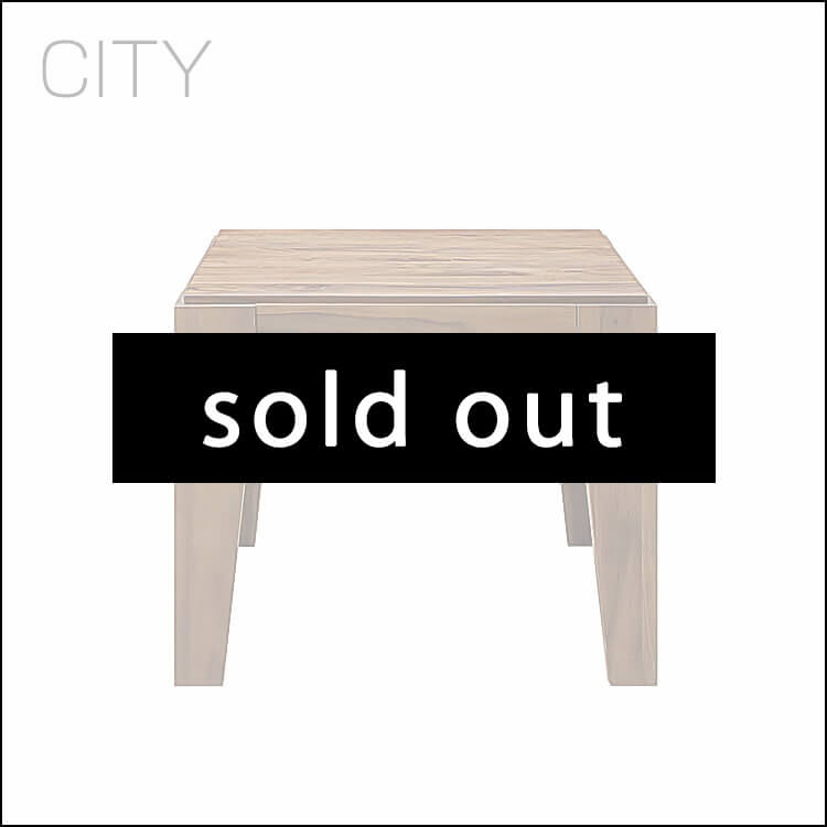 【送料無料】岩倉榮利デザイン CITY COFFEE TABLE/60コーヒーテーブル ウォールナットC-48(リビングテーブル センターテーブル 木製 正方形 シギヤマ家具 デザイナーズ家具 白 シティ) ポイント5倍