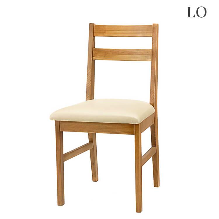 10日ポイント8倍 【送料無料】チェア1脚 椅子 イス 木製 PVC ライトブラウン