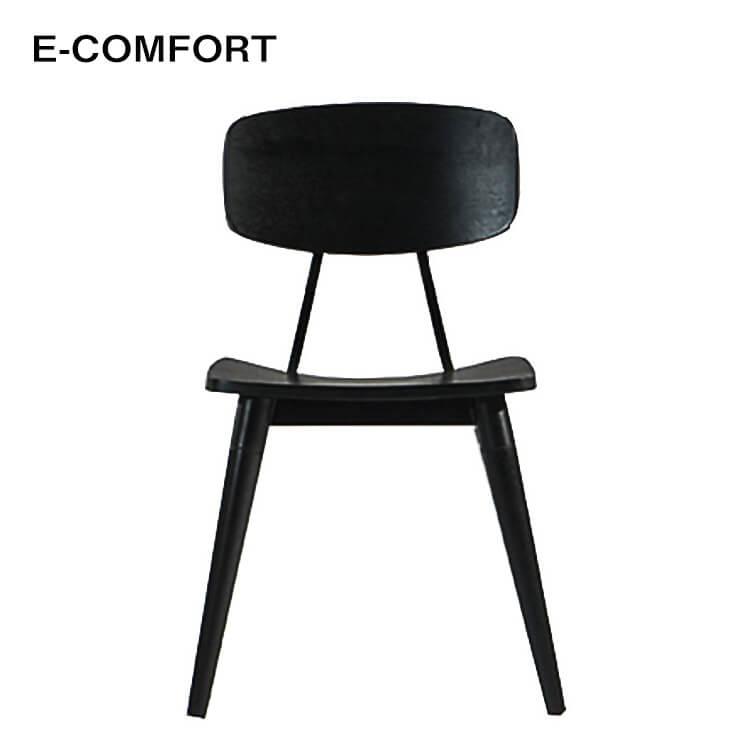 【送料無料】SD918A ショーン デックスのコピーヌチェア ブラック 黒 デザイナーズ家具 本物 高級 高品質 リプロダクト、ジェネリック家具ではありません。COPINE CHAIR ホワイトオーク white oak ashCH5083 ポイント5倍