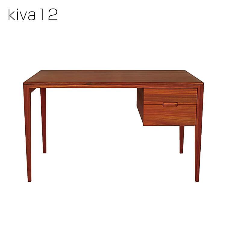 【送料無料】kiva12/パドウク デスク幅120cm※本商品はデスクのみです 杉工場 デスク 書斎机 国産 木製