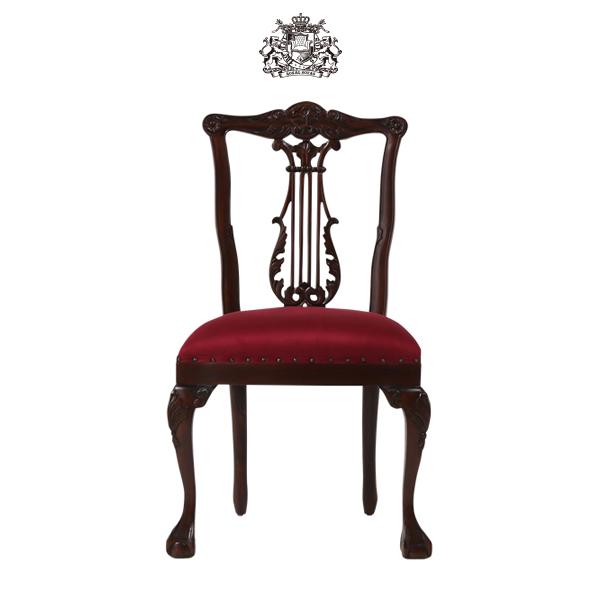 【送料無料】 イギリス アンティーク調家具 シングルチェア【1人掛け】 MG602:ソファ専門店 ロイヤルソファズ