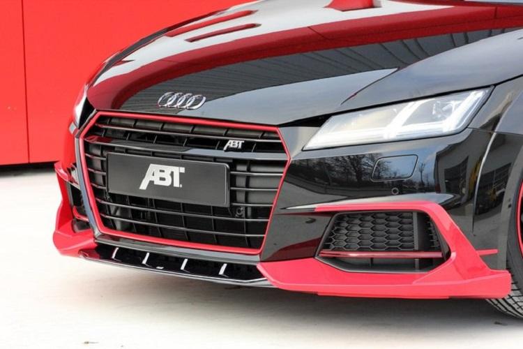《ABT アプト》Audi アウディTT/TT Roedster(8S) 15~フロントスカート