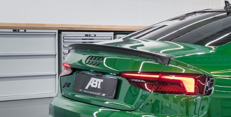 ABT アプト Audi アウディ A5 S5 8W60 カーボンリアスポイラー ※Sportback/Cabrio不可
