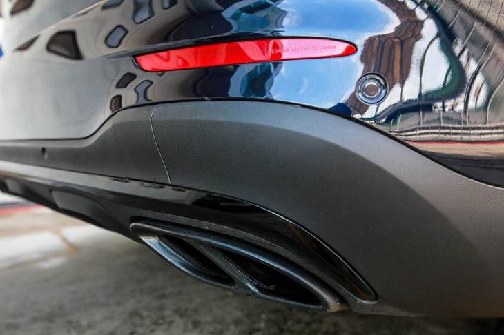 GLC43 AMG 純正品 マフラーエンド左右セット GLCクラス X253 Mercedes Benz メルセデス ベンツ