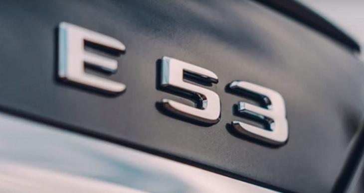 E53 純正リアエンブレム Eクラス W213 セダン ワゴン Mercedes Benz メルセデス ベンツ