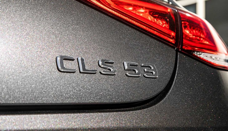CLS53 純正リアエンブレム CLSクラス C257 CLS53 AMG Mercedes Benz メルセデス ベンツ