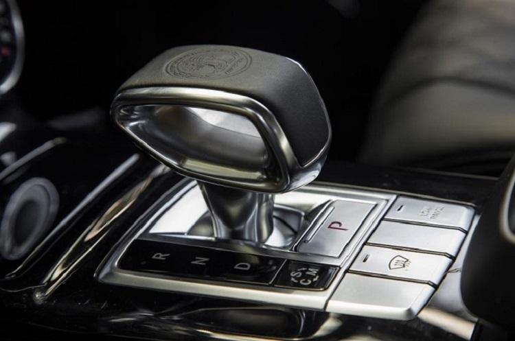 純正品 AMG シフトノブ アップルマークSLクラス R231Mercedes Benz メルセデス ベンツ