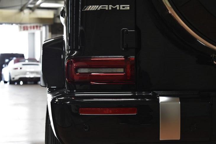 New Gクラス W463A AMG 純正 リアテール 左右セット スモーク Edition1 エディション1 ナイトパッケージ用 G350d G550 G63 ゲレンデヴァーゲンMercedes Benz メルセデス ベンツ