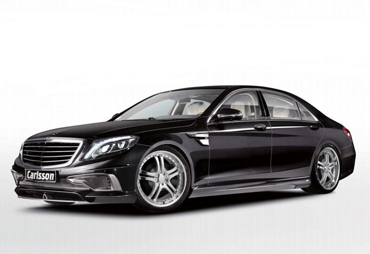 決算セール☆大特価!《カールソン Carlsson 》RSフロントリップスポイラーメルセデス ベンツ W222 Sクラス マイナー前Mercedes Benz