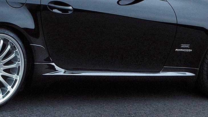 決算セール☆大特価!《Carlsson カールソン》サイドスカート R171 SLKクラス Mercedes Benz メルセデス ベンツ