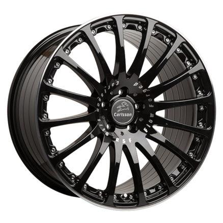 正規品 Carlsson カールソン 1/16 RSF GT ブラックエディション ・F8.5JX20 +40 5/114 ・R9.5JX20 +40 5/114 ミシュラン パイロットスポーツ 4S ・F245/35R20 ・R275/30R2020インチ タイヤホイールセット レクサス 国産車 大特価!!