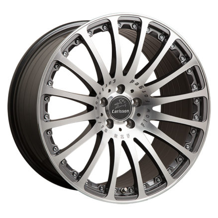 正規品 Carlsson カールソン 1/16 RSF GT ダイヤモンドエディション ・F8.5JX20 +40 5/114 ・R9.5JX20 +40 5/114 ブリヂストン レグノ GR-X2 ・F245/35R20 ・R275/30R2020インチ タイヤホイールセット レクサス 国産車 大特価!!