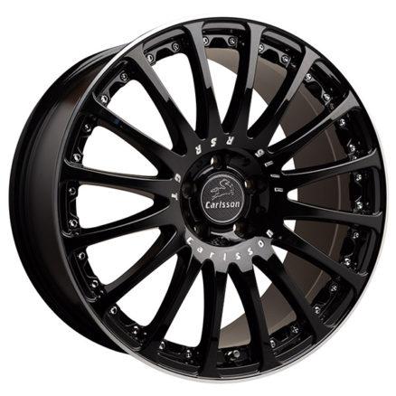 正規品 カールソン 1/16 RSR GT ブラックエディション ・F7.5JX18 +45 5/112 ・R8.5JX18 +45 5/112 ミシュラン パイロットスポーツ4S・F225/45R18 ・R255/40R18 18インチ タイヤホイールセット 大特価W205 メルセデス ベンツ