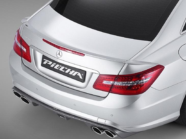 《PIECHA DESIGN ピーチャ デザイン》ハッチスポイラーMercedes Benz メルセデス ベンツ C207Eクラス クーペ