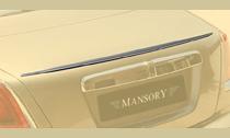 MANSORY マンソリーRolls-Royce Dawn ロールスロイス ドーンリアスポイラー1 Prime