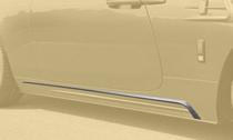 MANSORY マンソリーRolls-Royce Wraith series2 ロールスロイス レイスシリーズ2サイドスカートトリム カーボン ※RRW-595-002対応