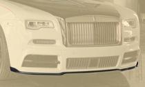 MANSORY マンソリーRolls-Royce Wraith series2 ロールスロイス レイスシリーズ2フロントリップ2 カーボン ※マンソリーバンパー対応