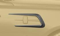 MANSORY マンソリー Rolls-Royce Dawn ロールスロイス ドーンフロントフェンダートリム カーボン 外装パーツ エアロ MANSORY マンソリーRolls-Royce Dawn ロールスロイス ドーンフロントフェンダートリム カーボン ※RRW-130-002対応