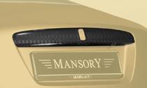 MANSORY マンソリーRolls-Royce Dawn ロールスロイス ドーントランクリッドモール カーボン