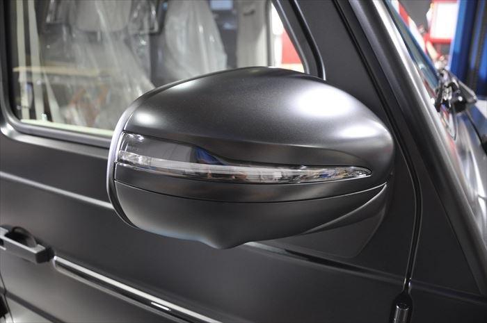 New Gクラス W463A 純正パーツ 純正 ドアミラーウインカー 左右セット ナイトパッケージ ブラックG350 G550 G550Mercedes Benz メルセデス ベンツ