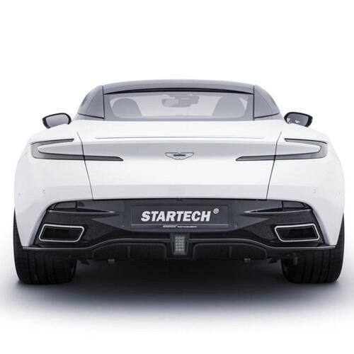 STARTECH スターテックAston Martin アストンマーチン DB11リアディフューザー(LEDモジュール付)BRABUS ブラバス