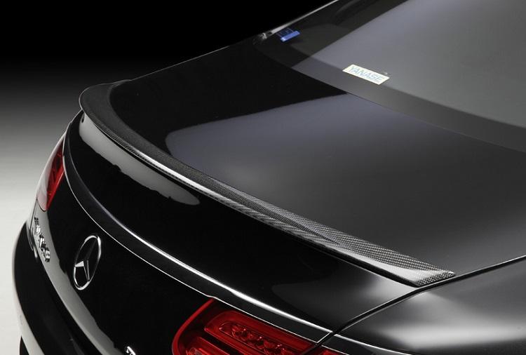 《WALD ヴァルド》トランクスポイラー FRP製Mercedes Benz メルセデス ベンツ Sクラスクーペ/カブリオレ C217 2014y~