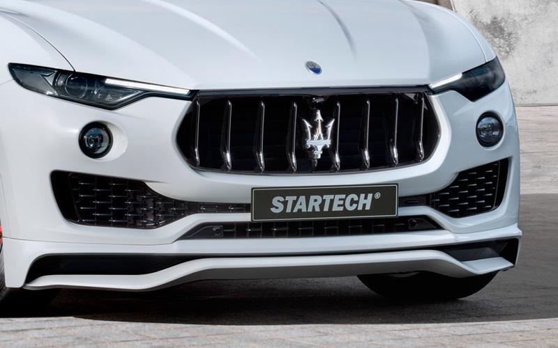 STARTECH スターテック Maserati Levante マセラティ レヴァンテフロントリップスポイラー