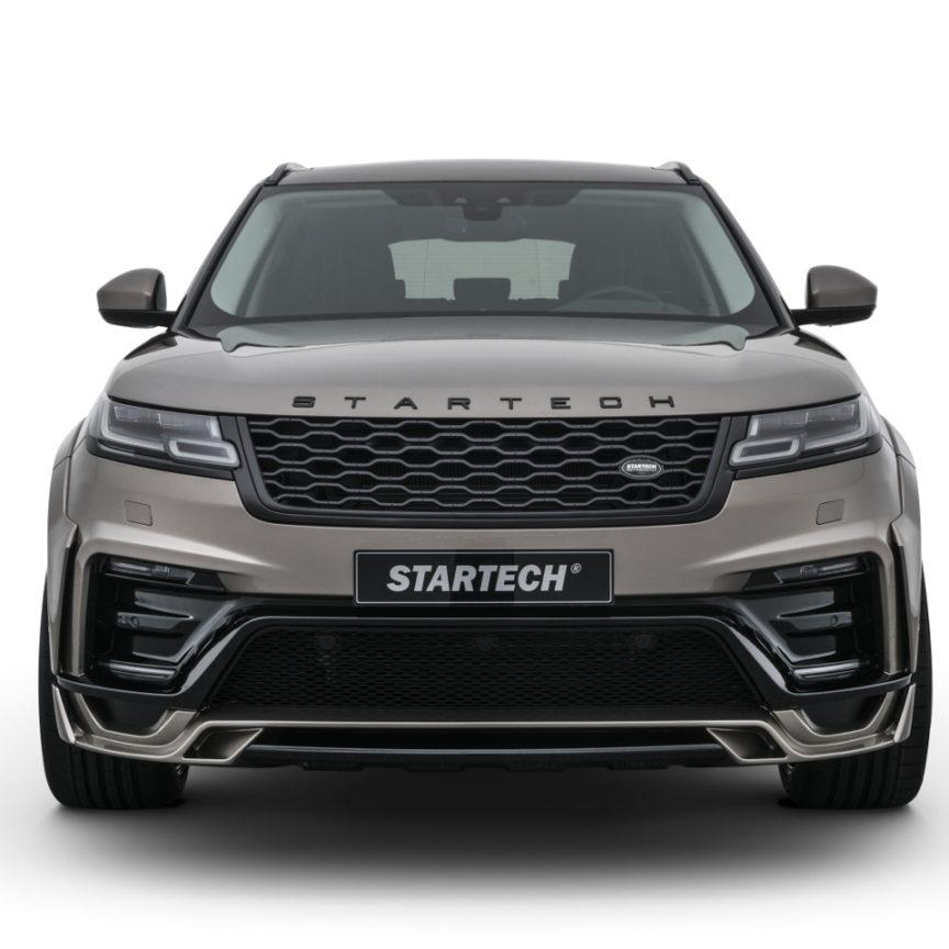 STARTECH スターテックRange Rover Velar レンジローバー ヴェラールフロントバンパー