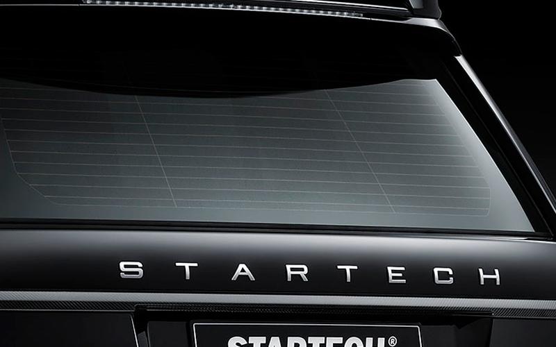STARTECH スターテックRange Rover レンジローバー セパレートエンブレム