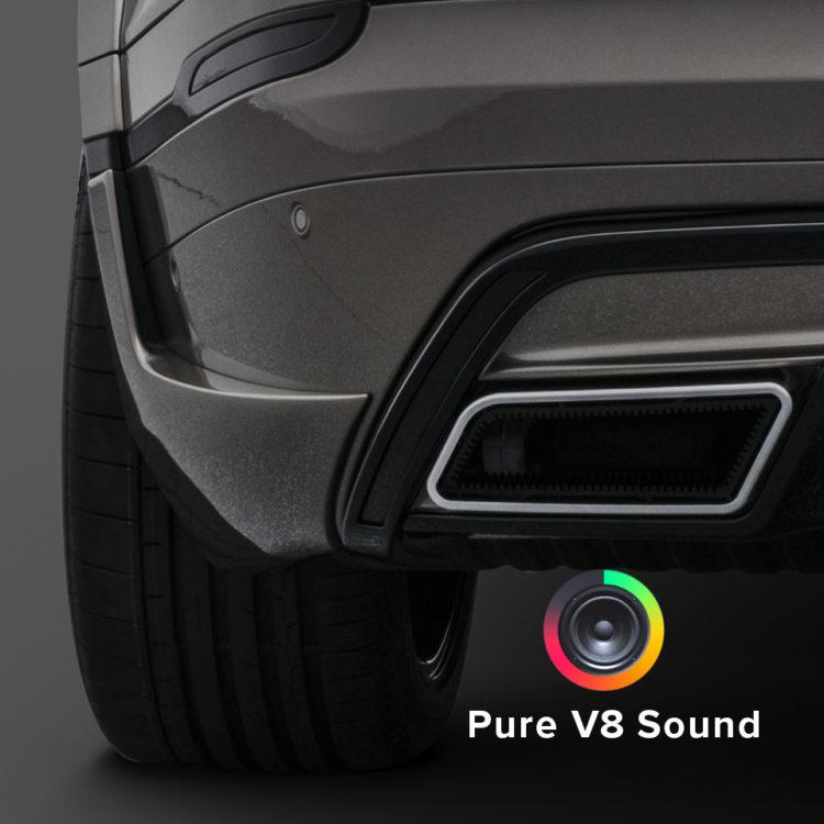 STARTECH スターテックRange Rover Velar レンジローバー ヴェラールSound XTRA V8 ※ディーゼル車用