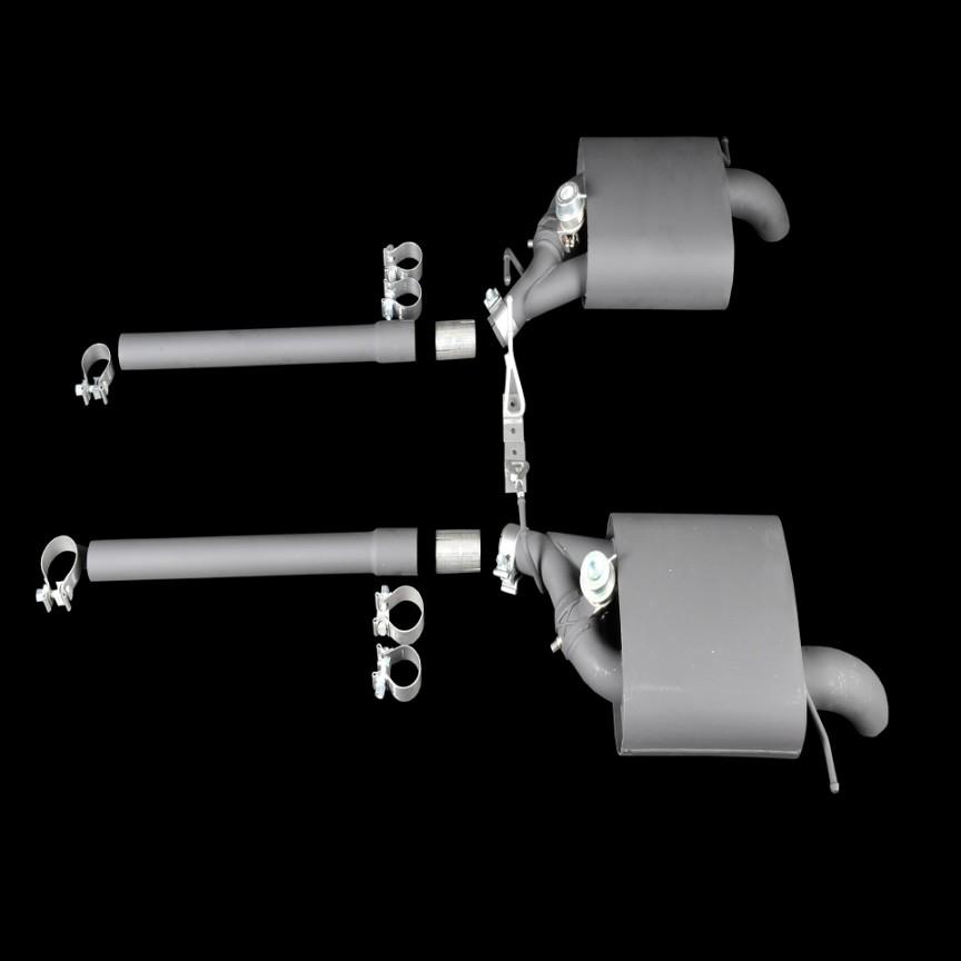 STARTECH スターテックRange Rover レンジローバー 2018y~エキゾーストシステム V8.5.0 SC