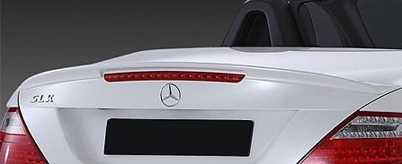R172 SLKクラスAMG トランクスポイラー塗装品…ブラックMercedes Benz メルセデス ベンツ