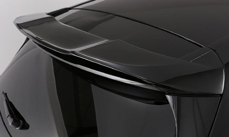 《PIECHA DESIGN ピーチャ デザイン》◇ルーフスポイラー◇Mercedes Benz メルセデス ベンツ AクラスW176