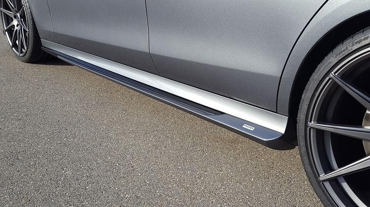 《PIECHA ピーチャ》MercedesBenzメルセデスベンツ Eクラス W213用RS-R サイドスカート
