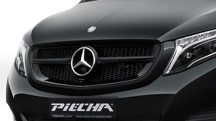 PIECHA ピーチャ メルセデスベンツ Vクラス W447 RS-R フロントグリル