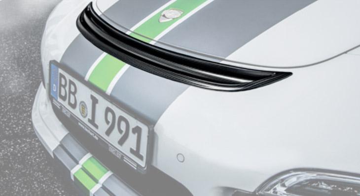 TECHART テックアート エアアウトレット カーボン PORSCHE ポルシェ 991 ターボ /S MY17
