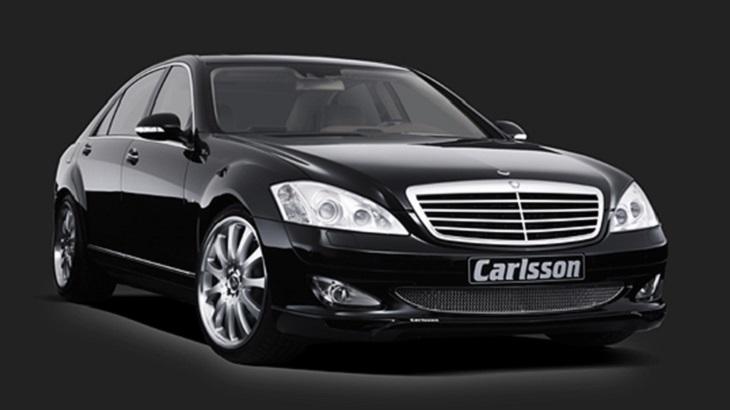 魅了 決算セール☆大特価!《カールソン Carlsson 》フロントリップスポイラーフロントメッシュインレットサイドスカート(ロング用)リアリップスポイラー 4点セットメルセデス ベンツ W221 SクラスMercedes Benz, ニイミシ 9ff1bfea
